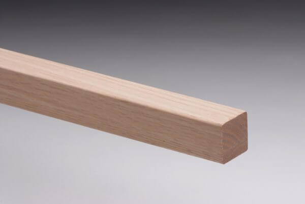 Square American Oak Stair Baluster